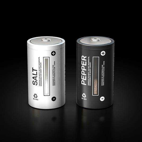 Antrepo / Salt & Pepper Cell