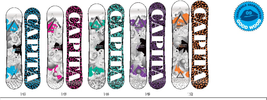 Snowboards | CAPiTA Super Corporation