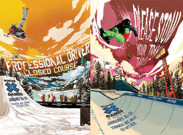 Graphic design inspiration | #411 « From up North | Design inspiration & news