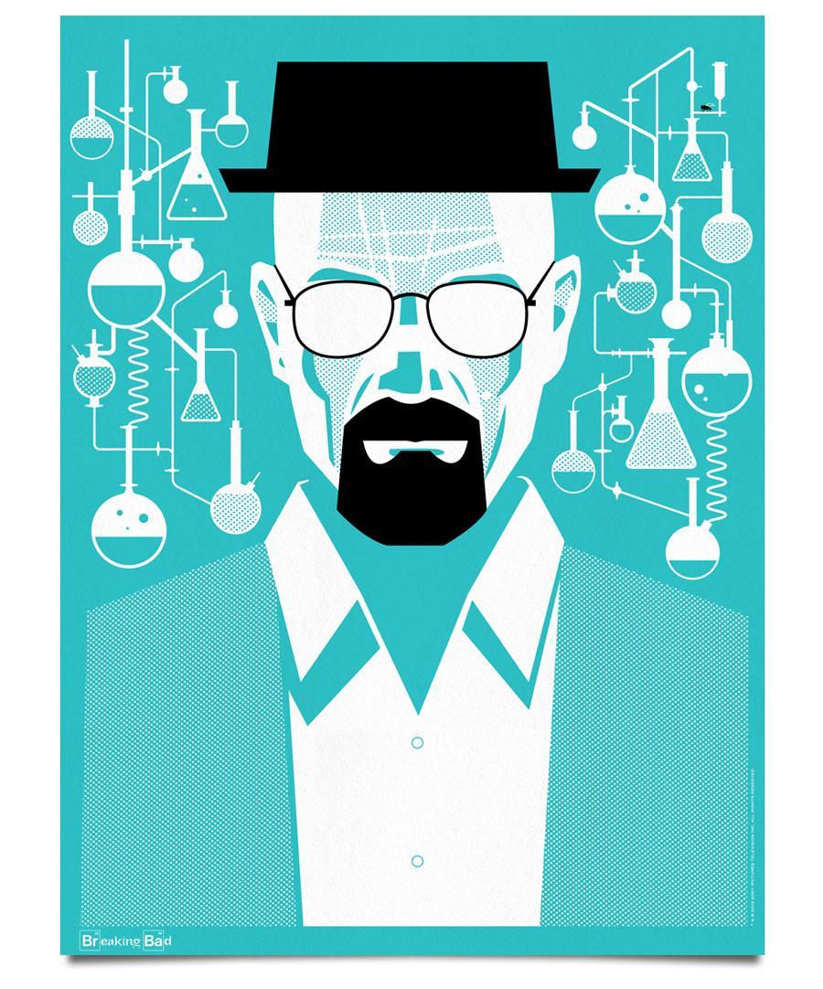 Ty Mattson 'Breaking Bad' Posters « Mattson Creative