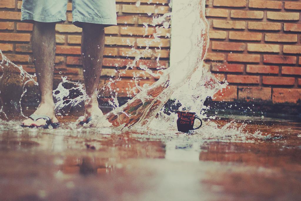 Todos os tamanhos | Double splash | Flickr – Compartilhamento de fotos!