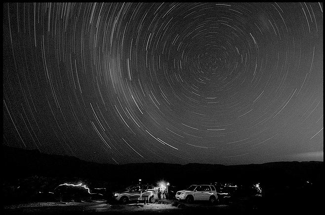 Star Trails - JPG Photos