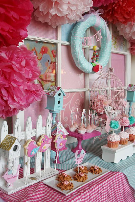 Kara's Party Ideas: Baby Bird Baby Sprinkle