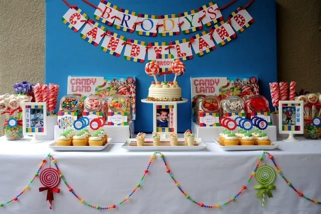 Kara's Party Ideas: sweet shoppe party