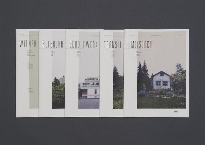 Viennese housing culture: a phenomenon | Slanted - Typo Weblog und Magazin