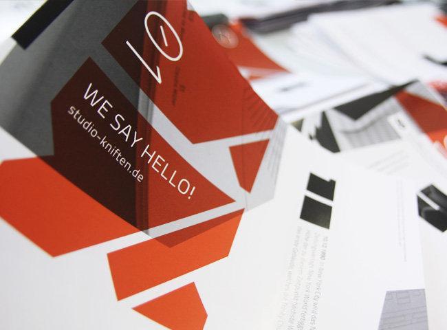 WE SAY HELLO! | Slanted - Typo Weblog und Magazin