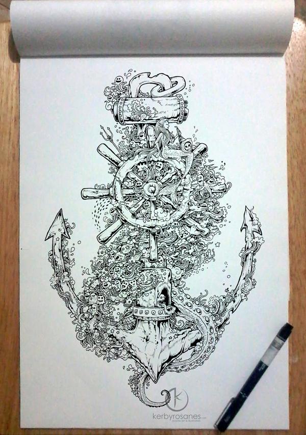 Amazing Doodles Like You've Never Seen