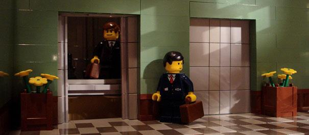 15 Famous Movie Scenes Recreated with LEGO - News - GeekTyrant