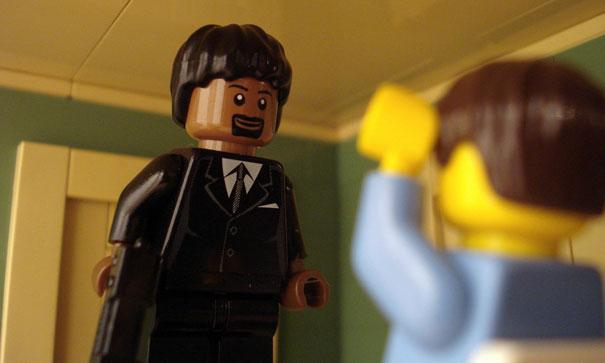 15 Famous Movie Scenes Recreated withLEGO - News - GeekTyrant