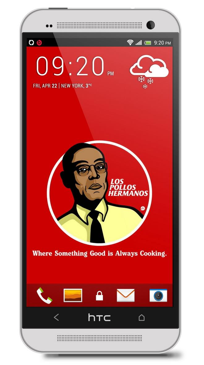 Los pollos hermanos - Breaking bad HTC hd wallpaper - HD wallpapers and backgrounds for HTC