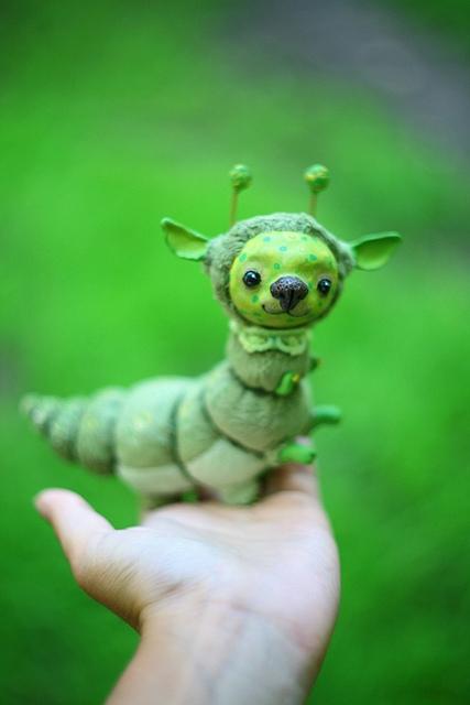 dog-caterpillar | Flickr - Photo Sharing!