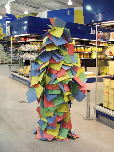 Camouflage Urbain : L'image Blog