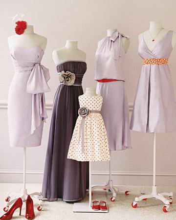 Plan Your Wedding by Color | Martha Stewart Weddings
