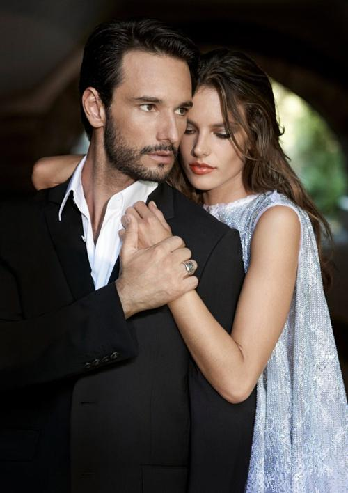 Alessandra Ambrosio & Rodrigo Santoro | Eric Guillemain | Vogue Brazil December 2011 - 3 Sensual Fashion Editorials | Art Exhibits - Anne of Carversville Women's News