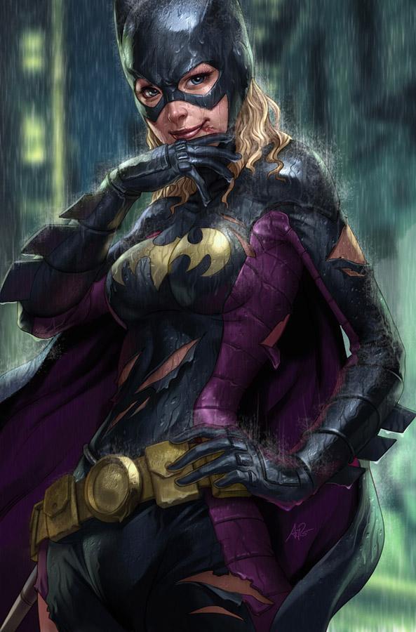 Batgirl 12 by `Artgerm
