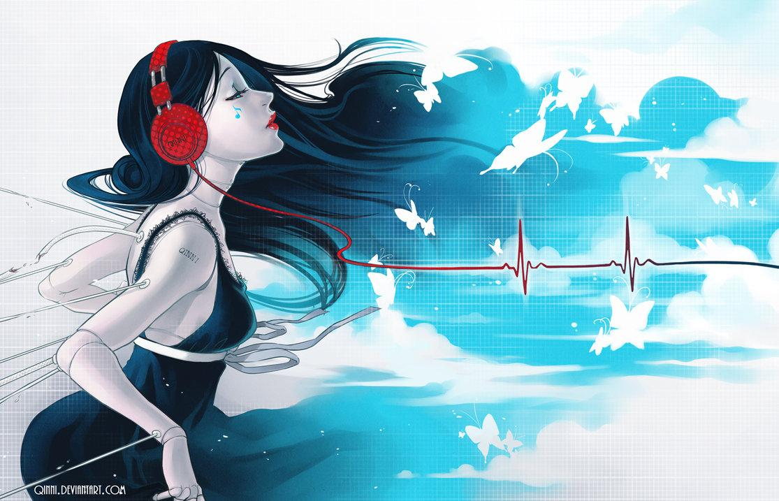 Music is My Life by *Qinni