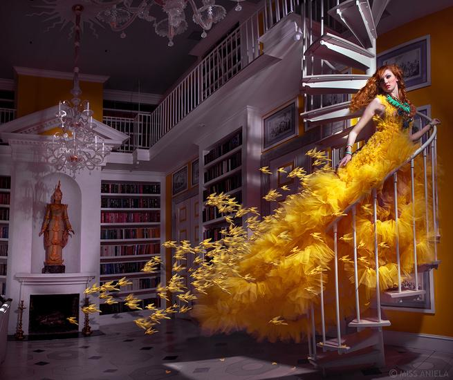 Surreal Fashion Photography by Miss Aniela | Photography Blog