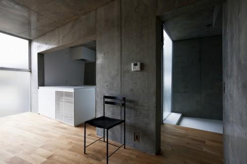 Apartment with Windcourt   Leibal