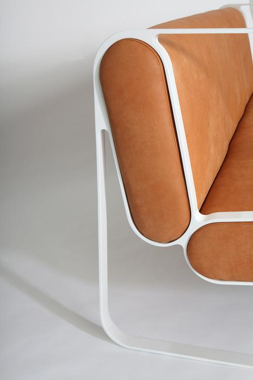 IDEENDIEB - ideas-about-nothing: Seat metal structure detail