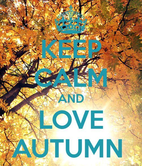 Autumn | Autumn Is My Favorite...