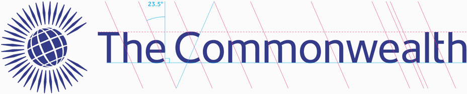Brand New: New Logo and Identity for The Commonwealth by Earth