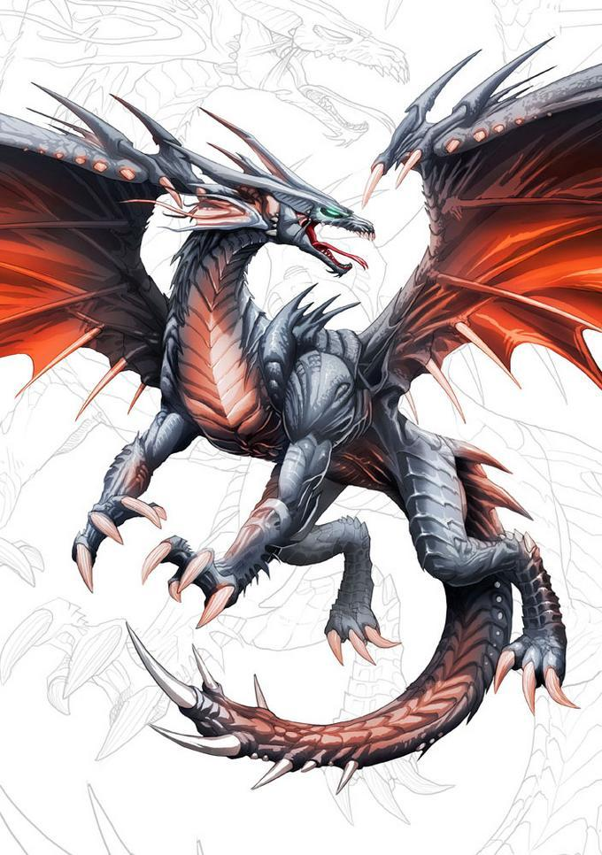 Dragons In Digital Arts - Session Magazine