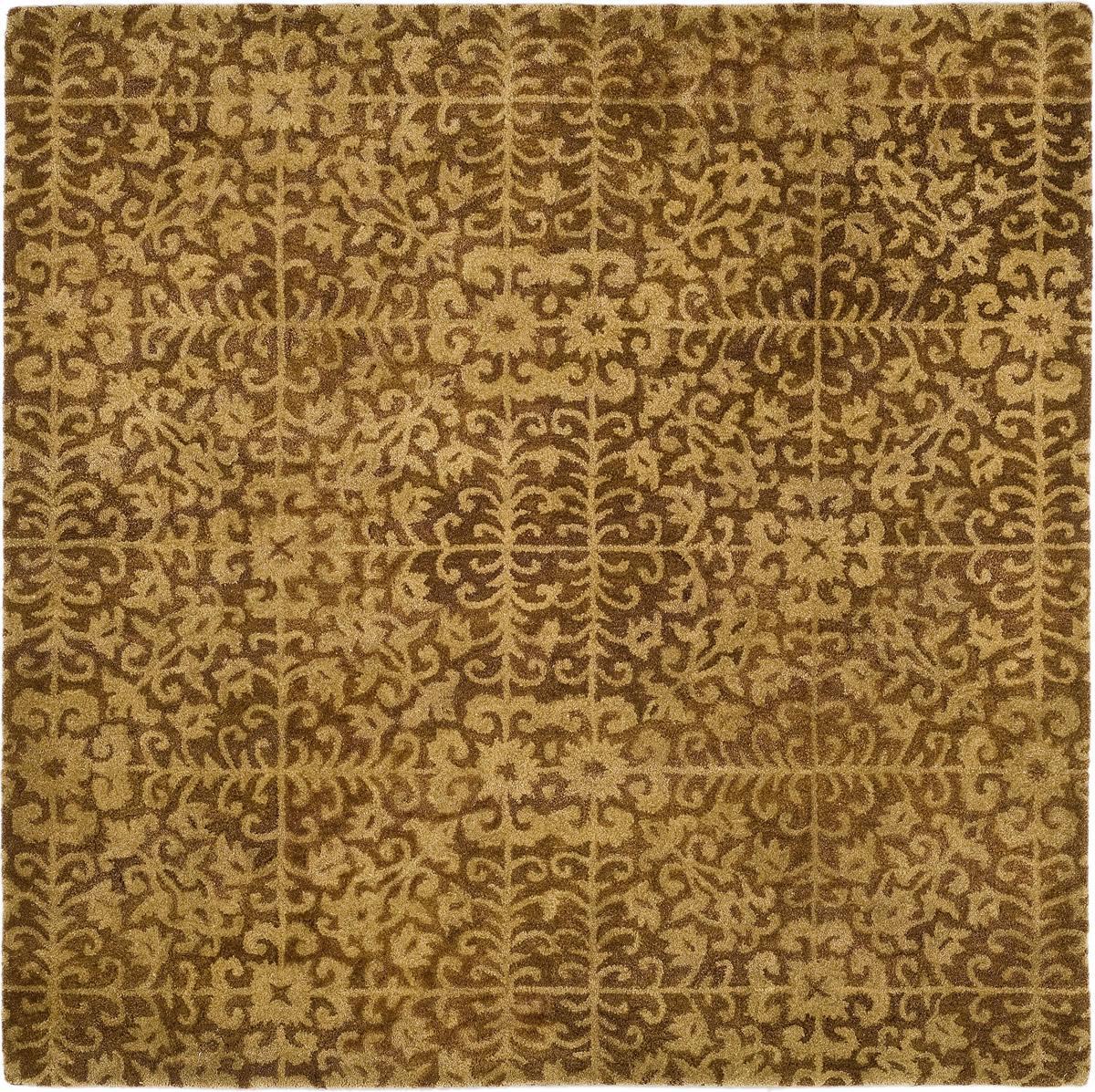 Safavieh Antiquities AT411A Gold Rug - PlushRugs.com