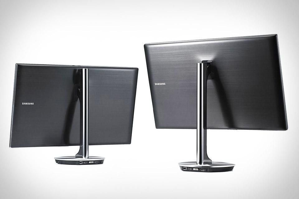Samsung Series 9 Monitors | Uncrate