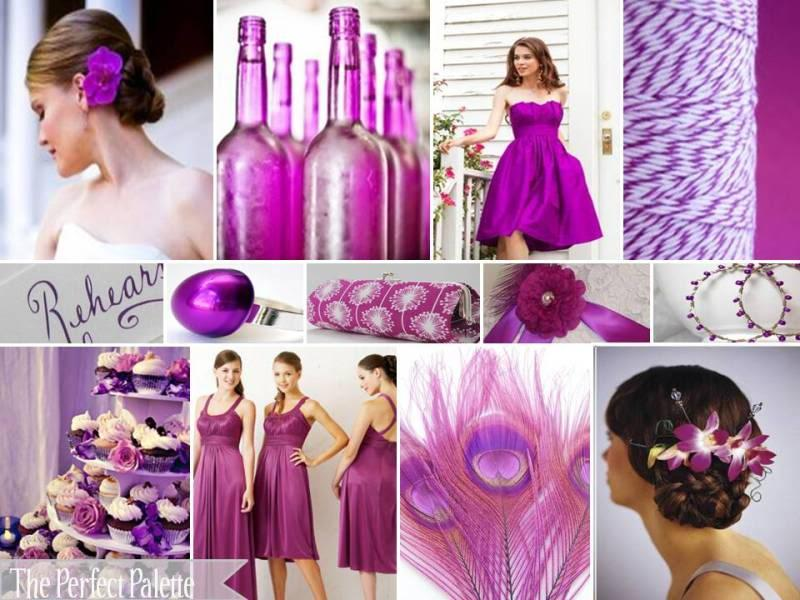 The Perfect Palette: {New Color Addition}: Introducing Fluorescent Purple!