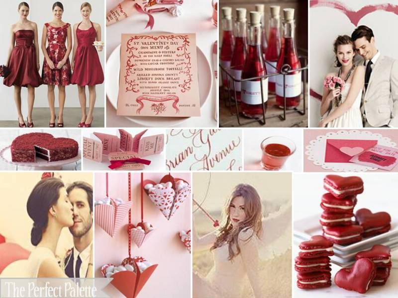 The Perfect Palette: Happy Valentine's Day! Ain't Love Grand?