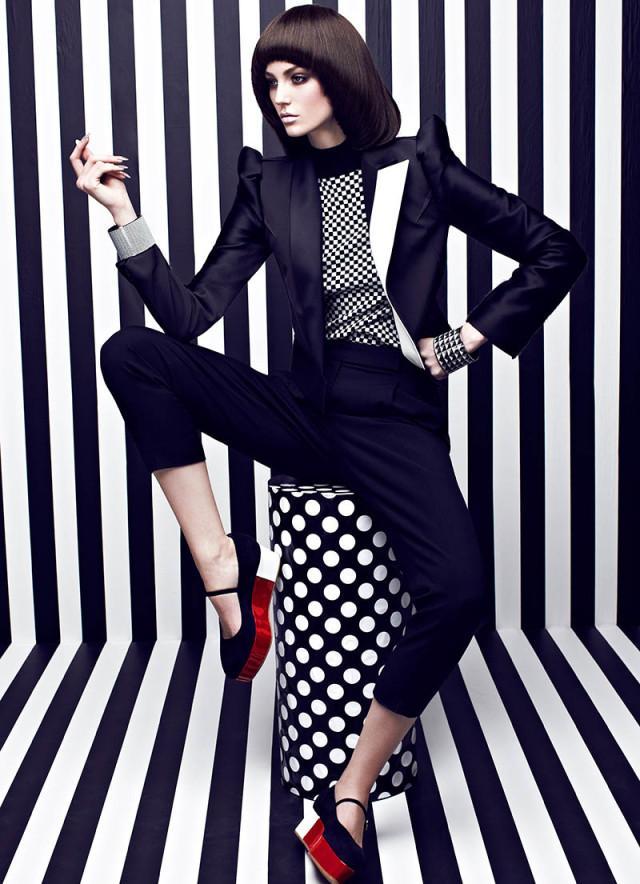 Chris Nicholls for Fashion Magazine May 2013 | Trendland: Design Blog & Trend Magazine