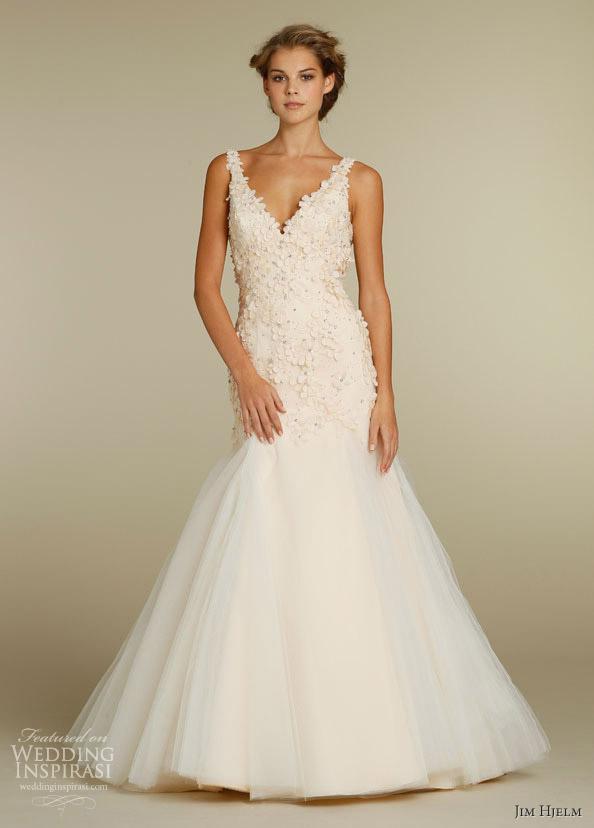 Jim Hjelm Wedding Dresses Spring 2012 | Wedding Inspirasi