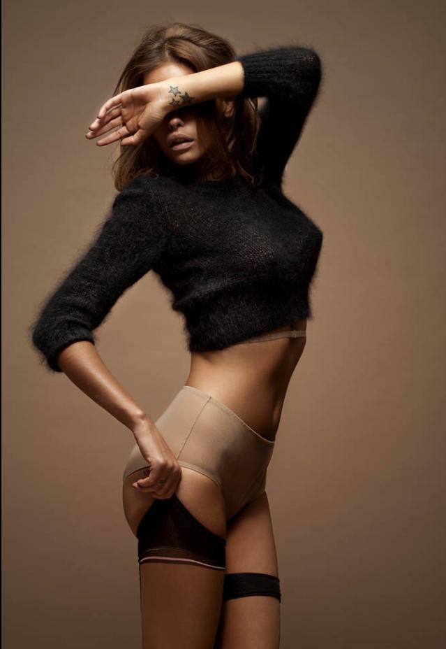 Undress Me | Daniela Freitas | Pierre DalCorso - 3 Sensual Fashion Editorials | Art Exhibits - Anne of Carversville Women's News