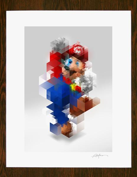 Curioos | Digital Art Publishing House | Limited Edition Prints