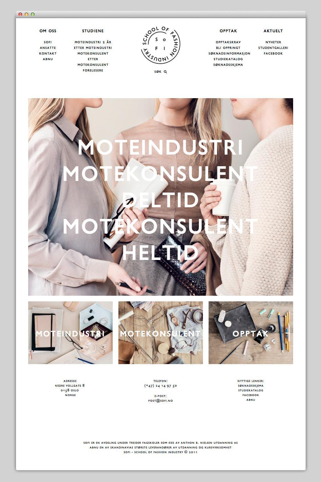 The Web Aesthetic — SoFI