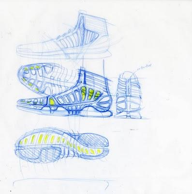Design in Sport: adiZERO Crazy Light - the lightest shoe in basketball