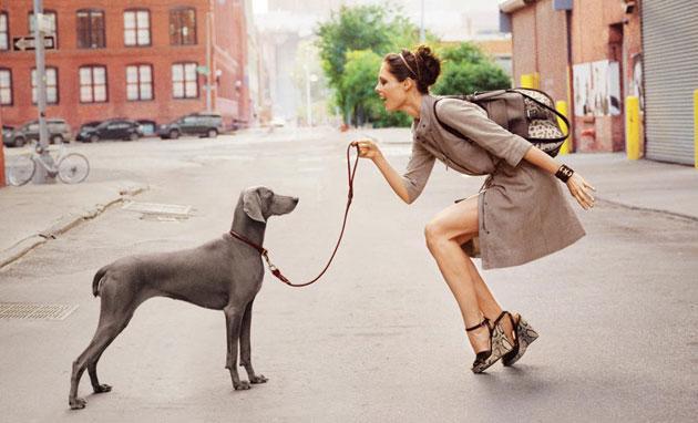 Longchamp SS12 Campaign | F.TAPE | Fashion Directory