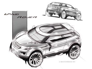 New compact Range Rover to be unveiled today - Car Body Design