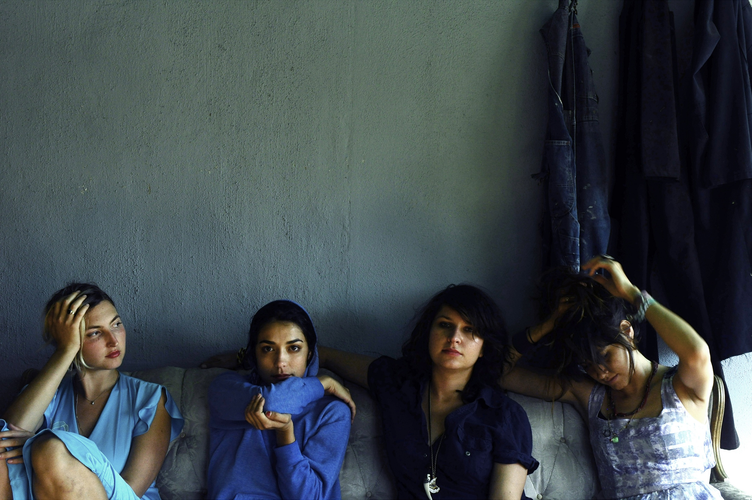 Warpaint: LA is Existential - Page - Interview Magazine