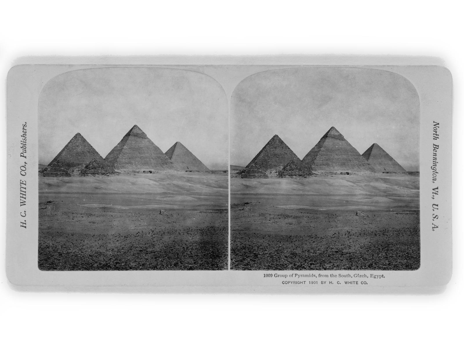 L'Égypte avant les touristes | La boite verte
