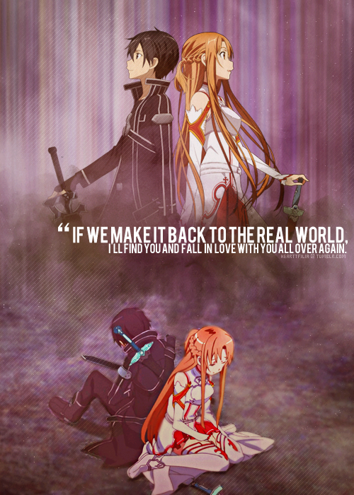Swords Art Online | via | We Heart It