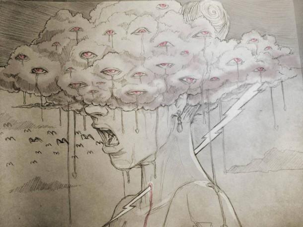 Amazing sketches by Chiara Bautista | koikoikoi