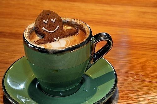 adorable, coffe, cute, happy, lovely - inspiring picture