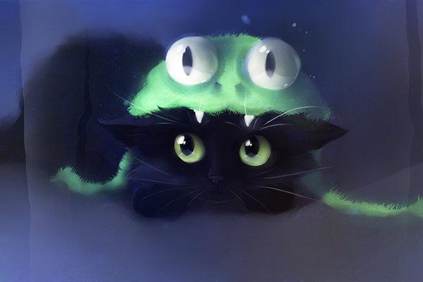 deviantART Shop Framed Wall Art Prints & Canvas   Customization   Wallpaper   team frog by artist *Apofiss