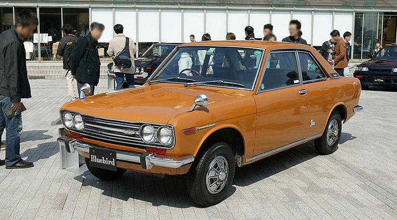 File:Datsun Bluebird Coupe (510) 001.JPG - Wikipedia, the free encyclopedia