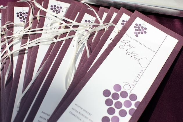 Wedding Ideas: Your Wedding Program | InsideWeddings.com