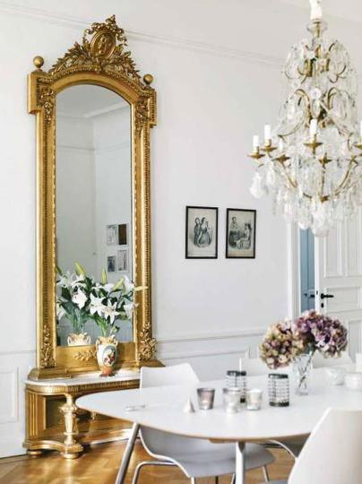 Standing Tall: Fabulous Floor Mirrors | Apartment Therapy