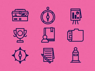 Failed Icons by Adam Grason