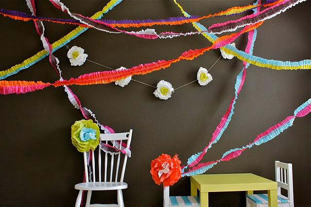 TUTORIAL: Ruffled Streamers | MADE