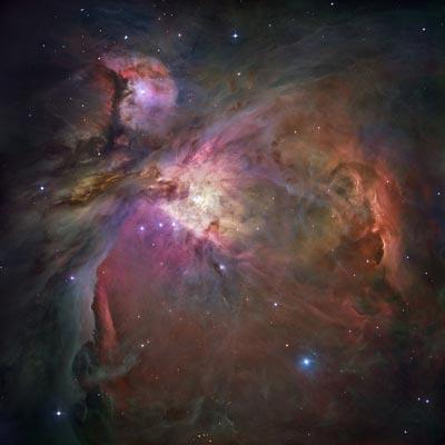 HubbleSite - Picture Album: Hubble's Sharpest View of the Orion Nebula